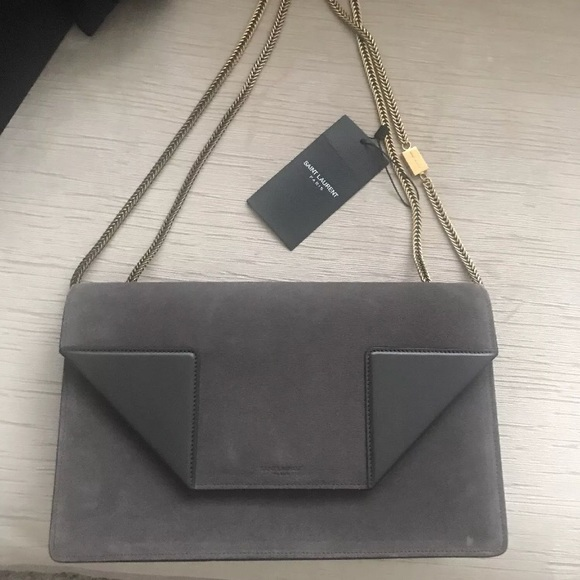1966a03bbd6 Saint Laurent Bags   Medium Betty Chain Shoulder Bag Nwt   Poshmark
